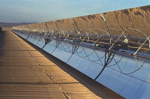 Solar Energy Generating Systems