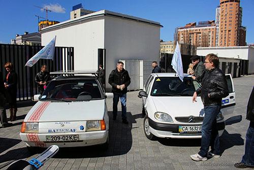 Хочешь электромобиль созданный своими руками – вступай в Клуб «Электро-Автосам»!